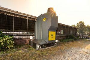 Nieuw circulair stalmestsysteem voor rundvee van Lely officieel RAV-erkend