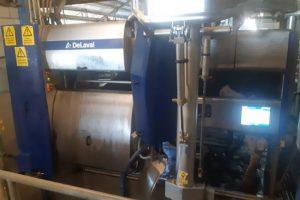 Oudste nog werkende melkrobot ter wereld draait in Nederland