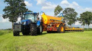 LTO Melkveehouderij pleit voor maatwerk bij mest uitrijden en gras inzaaien