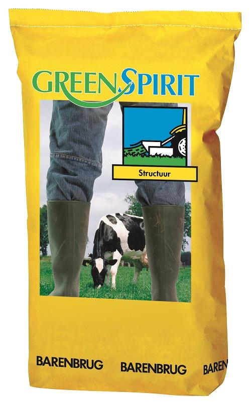 GreenSpirit•Structuur