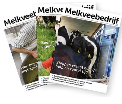 Adverteren melkveebedrijf