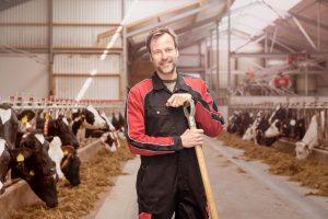 Lely organiseert kleinschalige events op het erf van melkveehouders door het hele land
