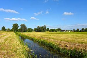 Goed bodembeheer grasland zorgt voor betere waterinfiltratie