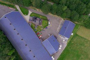 Zonnepanelen voor risicospreiding | Zonnepanelen op het dak
