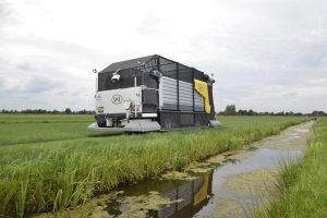 Lely introduceert uniek concept voor autonoom vers gras voeren