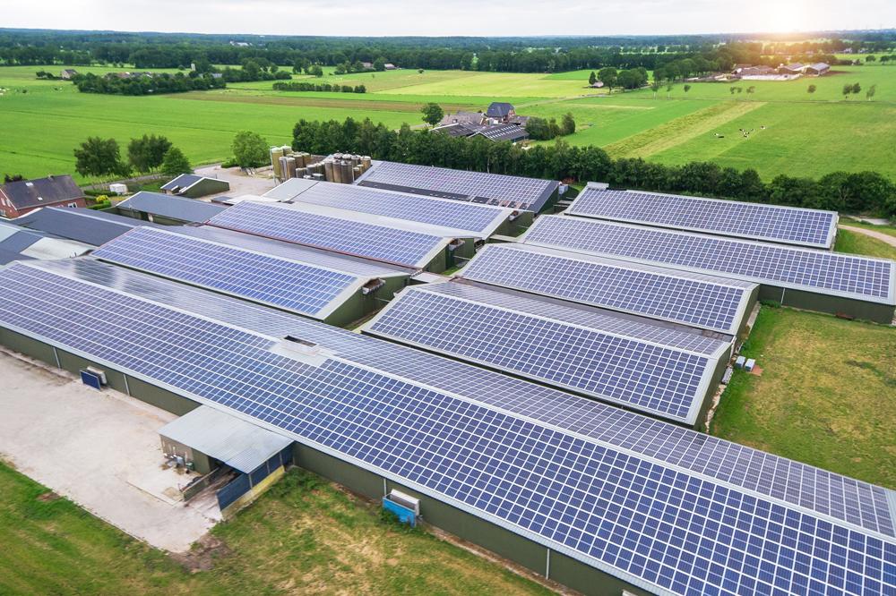 Extra winstmarge door zonnepanelen