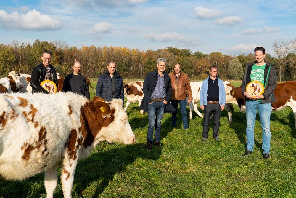 Kaas 'van dichtbij' doet landschap en boer in Midden-Brabant goed