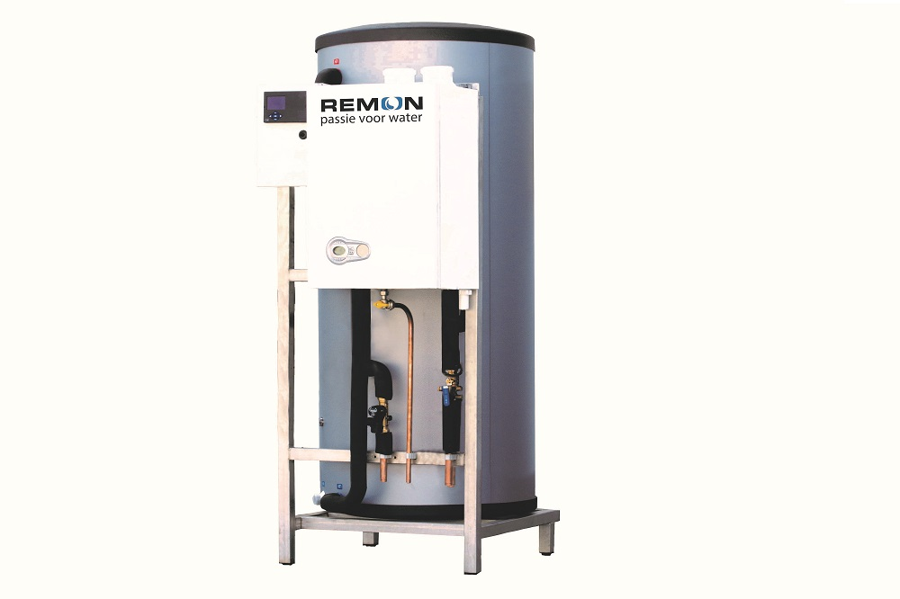Remon Boerderijboiler EcoCompact (Op aardgas of propaangas)