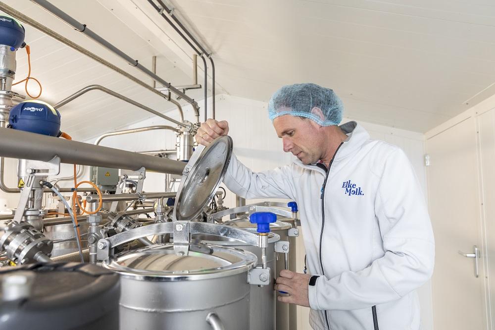 Waterpomp voor landbouw en koespecifieke melk hoog in 15e KVK Innovatie Top 100