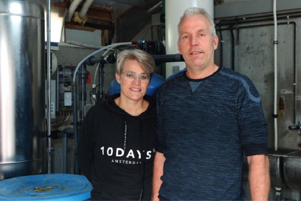 Schoon en fris drinkwater door OxAqua-waterzuivering
