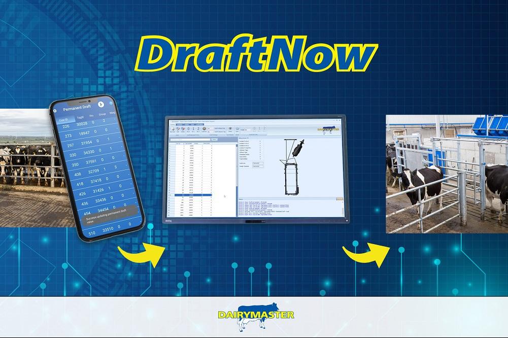 DrawtNow-systeem helpt bij slimmere en veiligere veehouderij