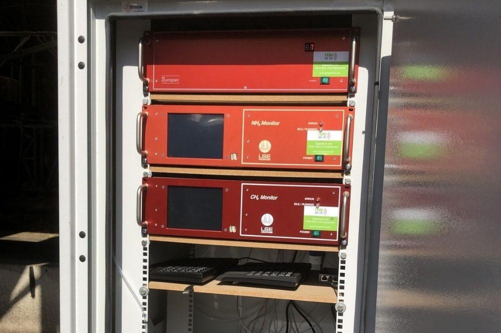 Metingen in mestkelders: methaanconcentraties kunnen hoog oplopen