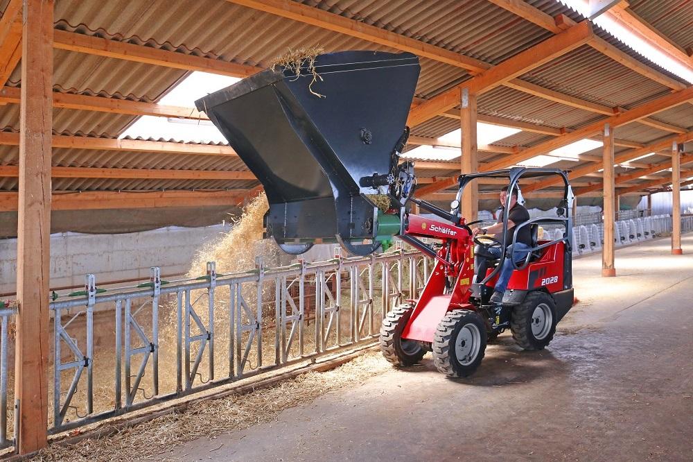 Schäffer Nederland maakt 'rode' lijn toegankelijk voor agrarische sector
