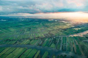 Agrarische grondprijs verder omhoog