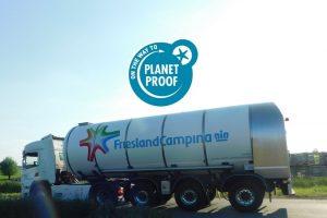 FrieslandCampina gaat meer on the way to PlanetProof produceren