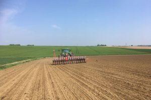 Positieve resultaten praktijkproeven extra water vasthouden landbouwpercelen