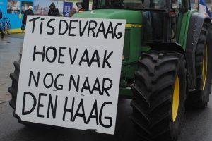 Dit was het boerenprotest van 7 juli 2021: bekijk de highlights